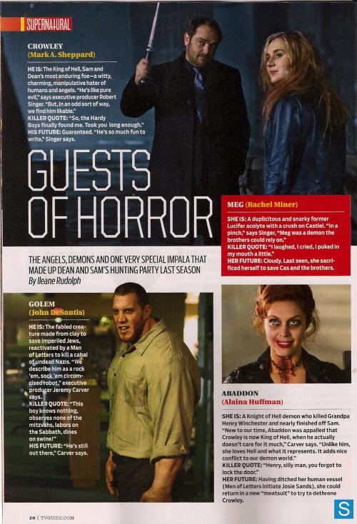 Supernatural - Season 9 - TV Guide Comic-Con 2013 Scans (6)_FULL