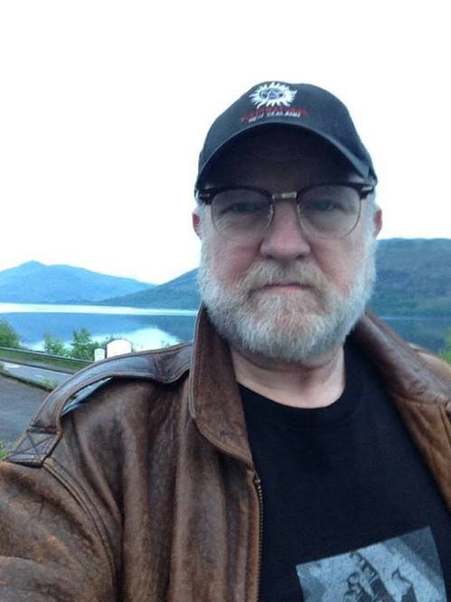 Foto de Jim Beaver @jumblejim (Bobby Singer) postada em seu perfil do facebook Jim Beaver