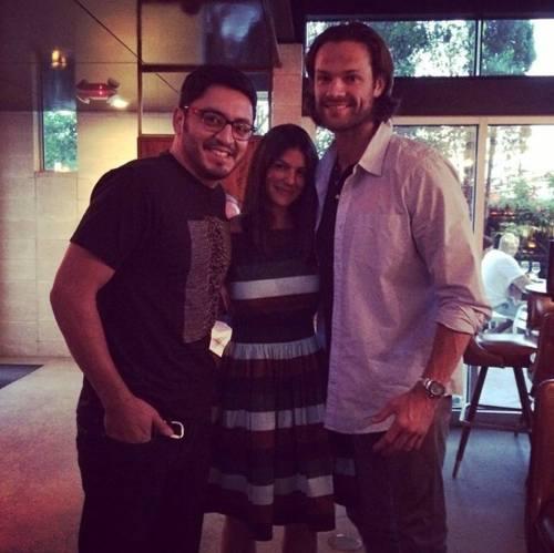 Jared, Genevieve e Fã