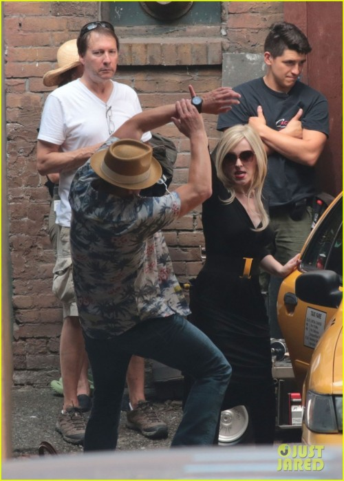 Exclusive... 51793679 Stars Jensen Ackles, Jared Padalecki and Ruth Connell filming a scene on the set of 'Supernatural' in Vancouver, Canada on July 8, 2015. This is the 11th season of the hit TV show. Stars Jensen Ackles, Jared Padalecki and Ruth Connell filming a scene on the set of 'Supernatural' in Vancouver, Canada on July 8, 2015. This is the 11th season of the hit TV show. Pictured: Ruth Connell, Jensen Ackles FameFlynet, Inc - Beverly Hills, CA, USA - +1 (818) 307-4813