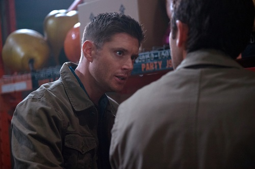 "Supernatural -- ""The Bad Seed"" -- Image SN1101B_0107.jpg -- Pictured: Behind the scenes with Director Jensen Ackles  -- Photo: Diyah Pera /The CW -- © 2015 The CW Network, LLC. All Rights Reserved."