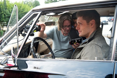 "Supernatural -- ""Baby"" -- Image SN1104A_0063.jpg -- Pictured: Jensen Ackles as Dean -- Photo: Diyah Pera /The CW -- © 2015 The CW Network, LLC. All Rights Reserved."