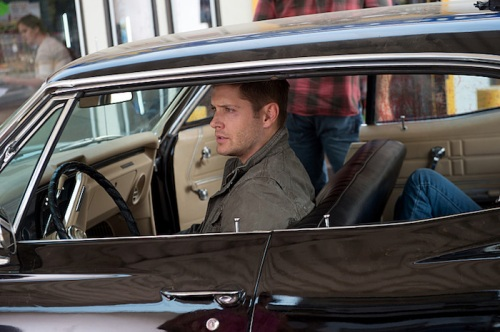 "Supernatural -- ""Baby"" -- Image SN1104A_0128.jpg -- Pictured: Jensen Ackles as Dean -- Photo: Diyah Pera /The CW -- © 2015 The CW Network, LLC. All Rights Reserved"