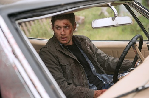 "Supernatural -- ""Baby"" -- Image SN1104B_0068.jpg -- Pictured: Jensen Ackles as Dean -- Photo: Diyah Pera /The CW -- © 2015 The CW Network, LLC. All Rights Reserved"