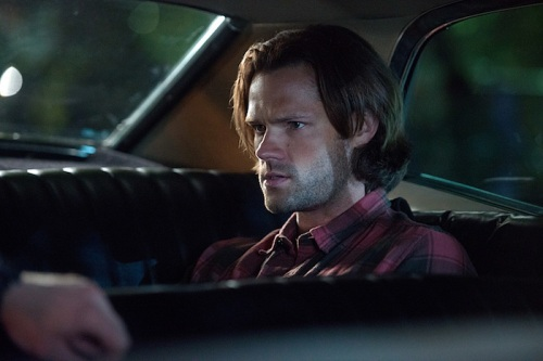"Supernatural -- ""Baby"" -- Image SN1104B_0323.jpg -- Pictured: Jared Padalecki as Sam -- Photo: Diyah Pera /The CW -- © 2015 The CW Network, LLC. All Rights Reserved"