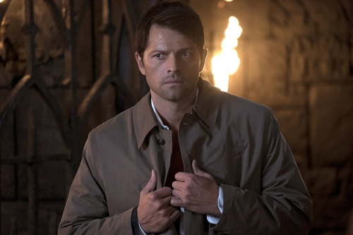 "Supernatural -- ""The Devil in The Details"" -- Image SN1110A_0221 -- Pictured: Misha Collins as Castiel -- Photo: Katie Yu/The CW -- © 2016 The CW Network, LLC. All Rights Reserved."