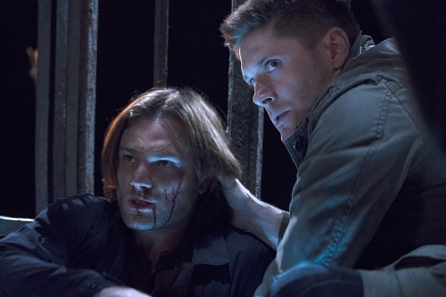 "Supernatural -- ""The Devil in The Details"" -- Image SN1110b_0139 -- Pictured (L-R): Jared Padalecki as Sam and Jensen Ackles as Dean -- Photo: Katie Yu/The CW -- © 2016 The CW Network, LLC. All Rights Reserved."